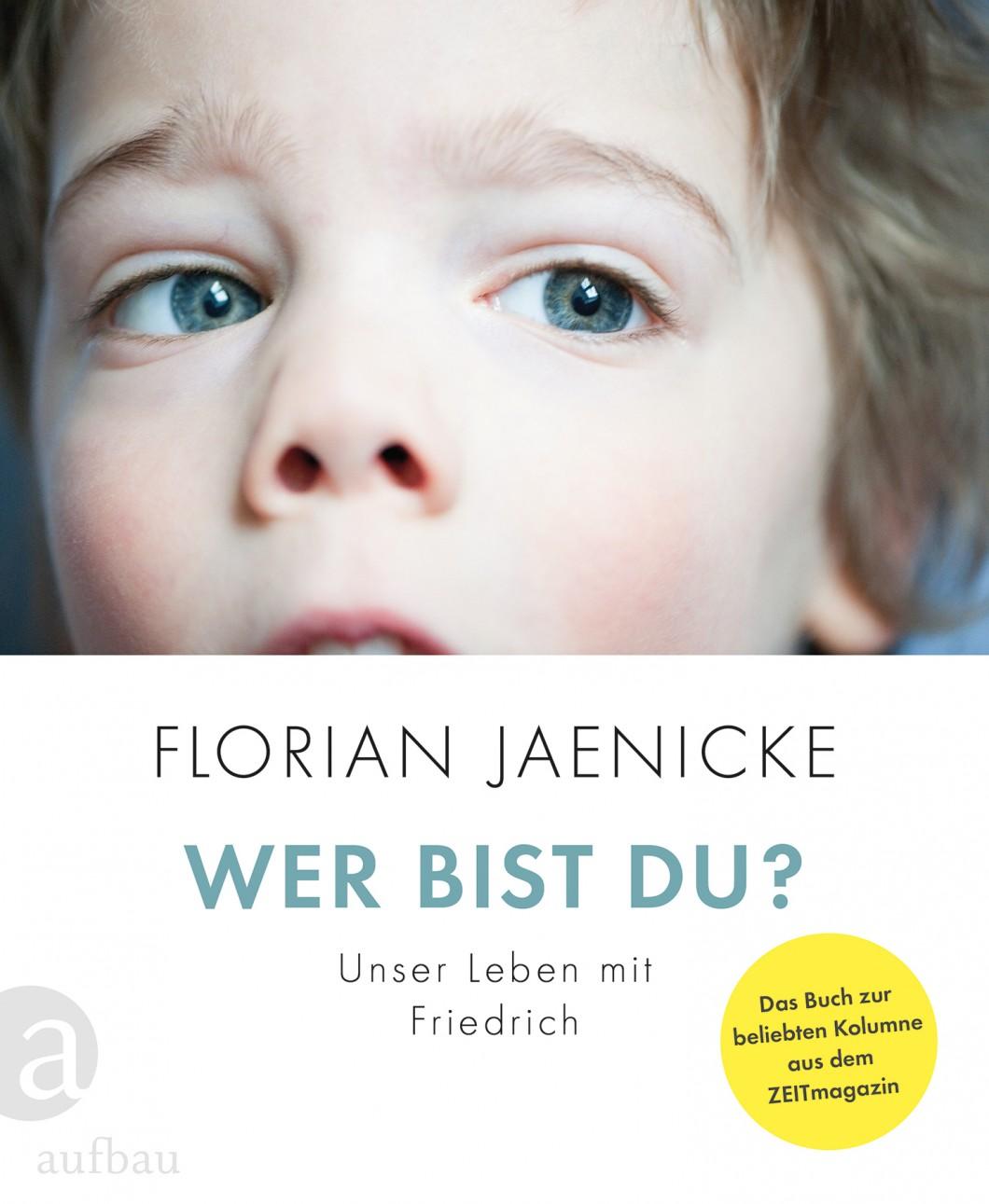 Buchcover des Aufbau-Verlags