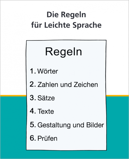 Regeln für leichte Sprache