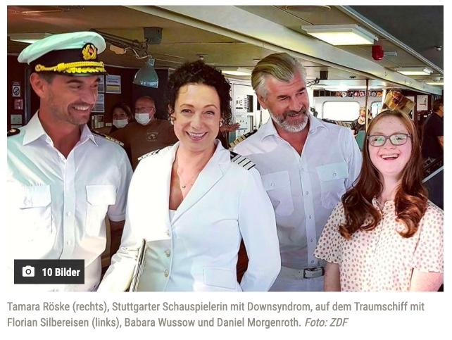 Stuttgarter Zeitung berichtet über Tamara Röske